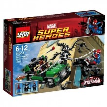 LEGO Super Heroes Spider-Man Spider-Cycle 76004
