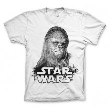 Star Wars Chewbacca T-Skjorte