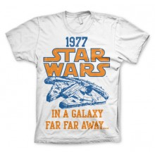 Star Wars 1977 T-skjorte