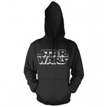 Star Wars Distressed Logo Hettegenser