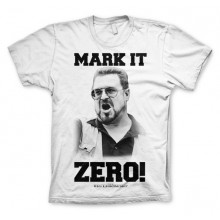 Big Lebowski Mark It Zero T-Shirt