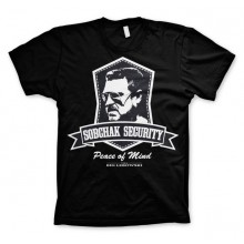 Big Lebowski Sobchak Security T-skjorte