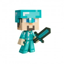Minecraft Diamond Steve Vinyl