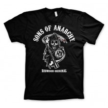 Sons Of Anarchy - Redwood Original T-skjorte