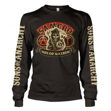 SAMCRO - Men Of Mayhem Long Sleeve T-skjorte