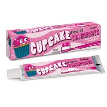 Cupcake Tannkrem