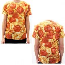 Pizza T-skjorte