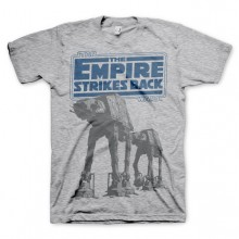 Star Wars Empire Strikes Back AT-AT T-skjorte