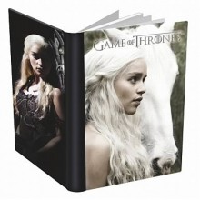 Game of Thrones Daenerys Notatblokk
