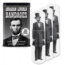 Abraham Lincoln Plaster