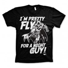 Batman I´m Pretty Fly For A Night Guy T-Shirt