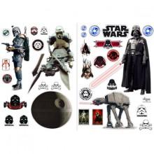 Star Wars The Dark Side Klistremerker