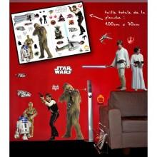 Star Wars Rebell Klistremerker