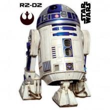 Star Wars R2-D2 Veggdekor