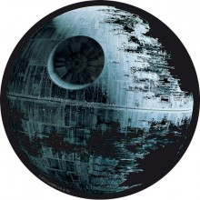 Star Wars Death Star Musematte