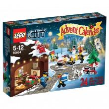 LEGO City Adventskalender 60024