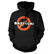 Big Bang Bazinga Underground Logo Hettegenser