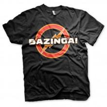 Big Bang Bazinga Underground Logo T-skjorte