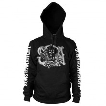 Sons Of Anarchy SOA Charming Reaper Hoodie