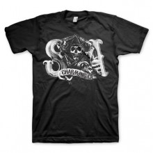 Sons Of Anarchy SOA Charming Reaper T-skjorte