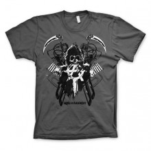 Sons Of Anarchy SOA Engine Reaper T-skjorte