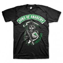 Sons Of Anarchy Ireland T-skjorte