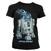 Star Wars R2-D2 Girly T-skjorte