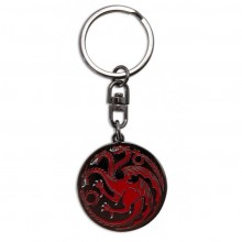Game Of Thrones Targaryen Nøkkelring