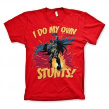 Batman - I Do My Own Stunts T-skjorte