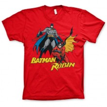 Batman & Robin T-skjorte