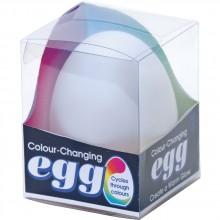 Fargeskiftende Egg