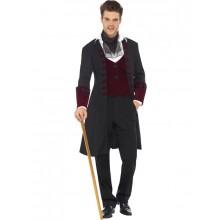 Kostyme Gotisk Vampyr Menn
