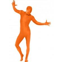 Tettsittende Oransje Drakt