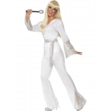 70-talls Diskodame-kostyme