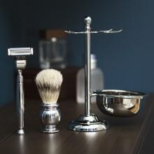 Barberingssett Premium