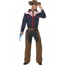 Kostyme Rodeo Cowboy