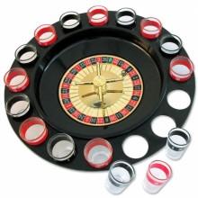 Roulette Drikkespill