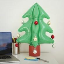 Oppblåsbart Juletre