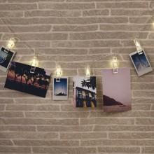 Lyslenke Med Bildeholder