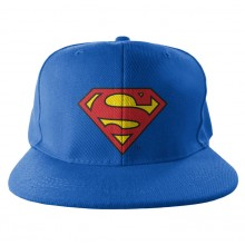 Superman Shield Snapback-Kaps