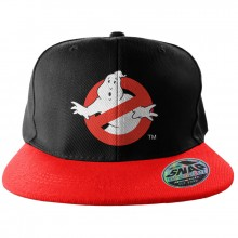 Ghostbusters Logo Snapback Kaps  Who You Gonna Call?