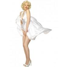 Marilyn Monroe klassisk halterneck kjole