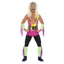 Retro Wrestler Kostyme