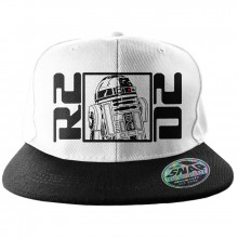 Star Wars R2D2 Snapback Kaps
