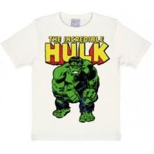 Marvel Hulken T-Skjorte Barn Hvit