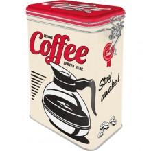 Kaffeboks Retro Coffee
