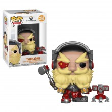 Overwatch POP! Vinyl Torbjørn