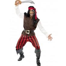 Kostyme Pirat Matros