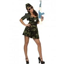 Kostyme Militær Babe