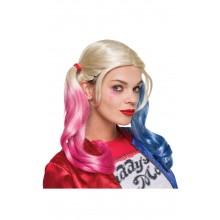 Parykk Suicide Squad Harley Quinn